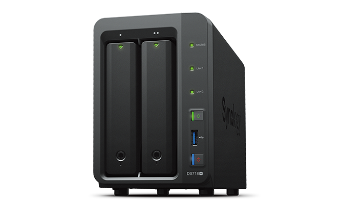 SOLUTION SERVEURS SYNOLOGY